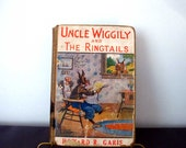 Uncle Wiggily And The Ringtails, Howard R. Garis