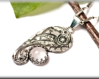 """Pendant """"dreamwings"""" made of 925 silver"""