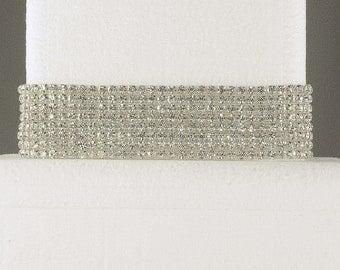 Crystal Cake Banding - 8 row