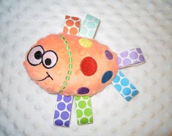 Fishy Soft Toy