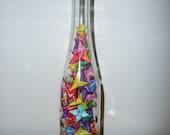 Flowers In A Bottle