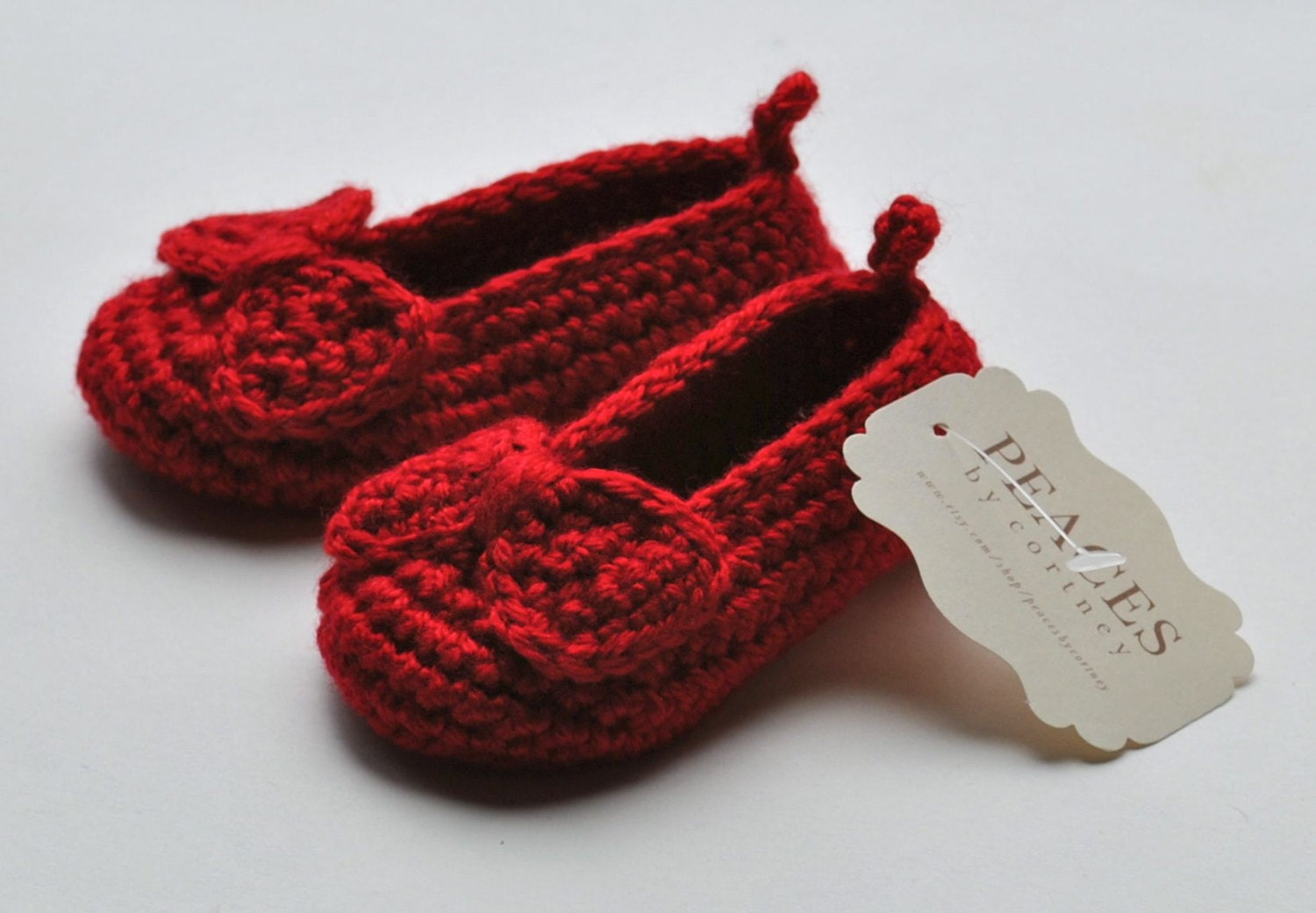 Ruby Red Slippers Baby Shoes infant shoes baby boots baby