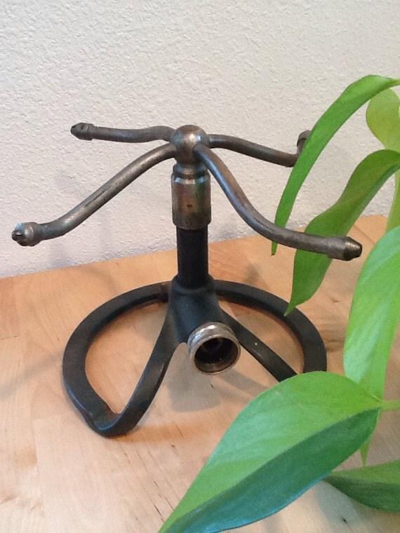 Vintage Craftsman Cast Iron Lawn Sprinkler Garden Sprinkler