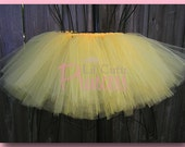 Sunshine - Yellow Tutu - Available in Infant, Toddler, Girls, Teenager and Adult Sizes