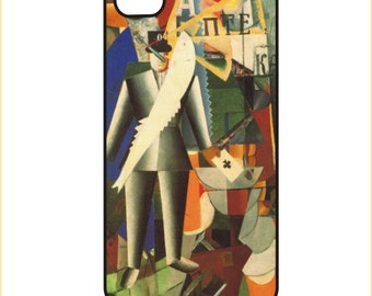 Malevich - The Aviator  - iPhone / Android Phone Case / Cover - iPhone 4 / 4s, 5 / 5s, 6 / 6 Plus, Samsung Galaxy s4, s5