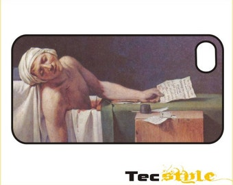 iPhone / Android Phone Case / Cover - David - Death of Marat,  iPhone 4 / 4s, 5 / 5s, 6 / 6 Plus, Samsung Galaxy s4, s5