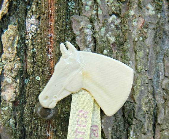 Worcester Fair Horse Pinback
