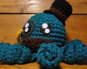 Mustachioed Octopus