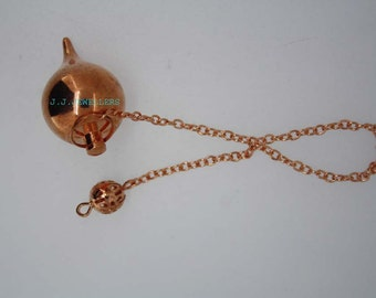 New Healing copper pendulum With copper Pagan ET A1/4