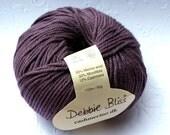 Debbie Bliss Cashmerino Double Knitting Yarn 50g - Shade 45 Mauve