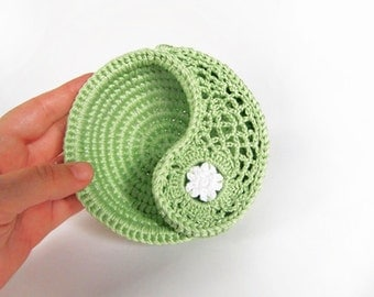 Free Crochet Pattern Yin Yang : Crochet Yin Yang ? Quick And Easy Crochet