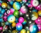 Destash Paintball Beads Mixed Lot