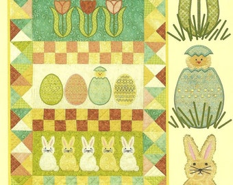 Some Bunny Loves You 9030 by Kathleen Connor for Smith Street Design