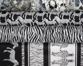 Timeless Treasures African Safari Nature Grey 4 Yards
