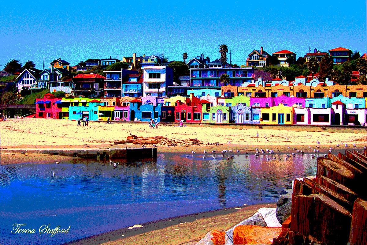 Capitola Beach, Capitola, CA - California Beaches |Capitola California