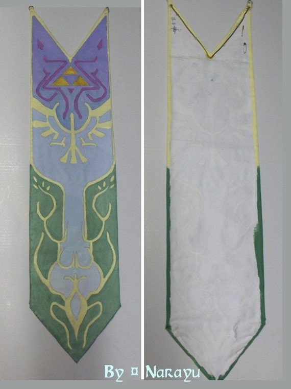 Princess Zelda Twilight Princess Apron Tapestry By