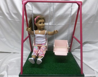 Popular Items For Doll Swing Set On Etsy