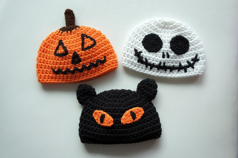 Хэллоуин вязание крючок