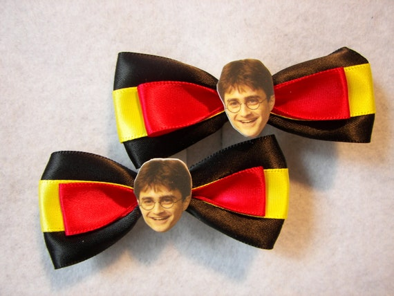 Harry Potter Hair Clips