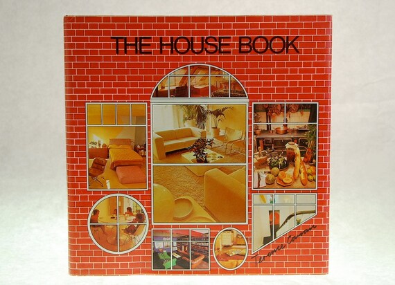 Terence Conran The House Book in HARDCOVER