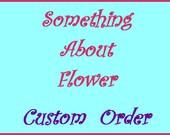 Custom Listing for Teeters