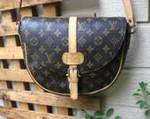 Vintage  Louis Vuitton Saddle bag Purse - new price