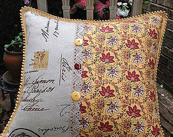 A Touch of Provence Pillow