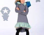 Very cool dress for very special girl