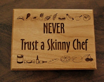 "Wood Fridge Magnet 4"" x 3"" x 3/8"""