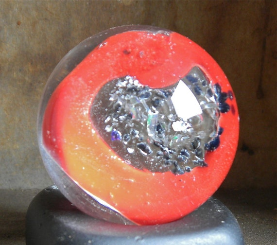 Custom Made Heart Marble (Reserved Listing)