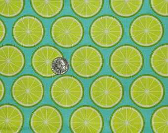 Citrus Lime by Hoodie - Fabric By The Yard - H