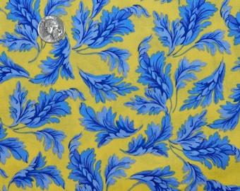 Vivienne 3 Flourish - Fabric By The Yard - H