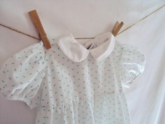 Vintage Nana's Pet Summer Dress