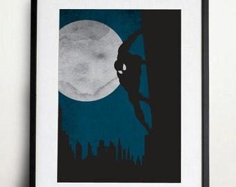 Spider-man Poster Print