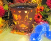 Fall Wax Tart Warmer