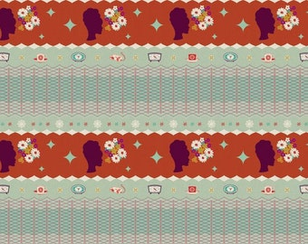 Starlet in Aspic from Melody Miller Ruby Star Rising - One Yard