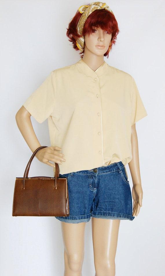 Vintage 1980s blouse, shirt SALE!