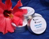 Organic Hand Salve, All Natural Unscented Balm Salve