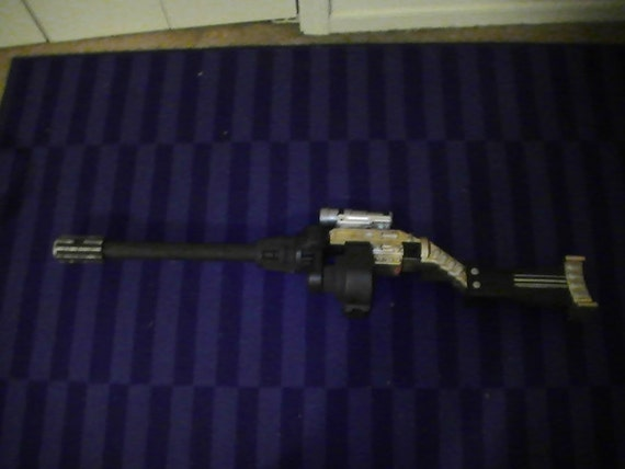 The Elzar Ren AZ-10 Sniper Rifle