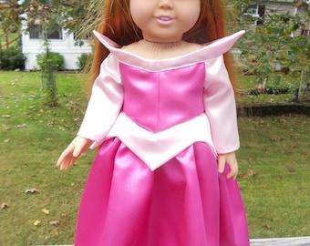 Disney Sleeping Beauty ball gown