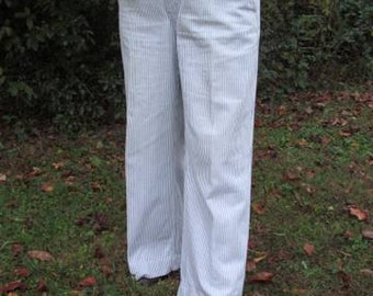 Vintage Ralph Lauren Pinstripe Jeans Ladies