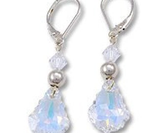 Swarovski Baroque Earrings