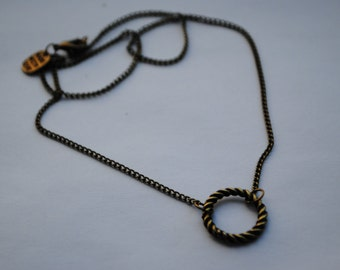 Once Upon A Time ABC TV Daniel's Ring Regina Mills Evil Queen Eternity Necklace