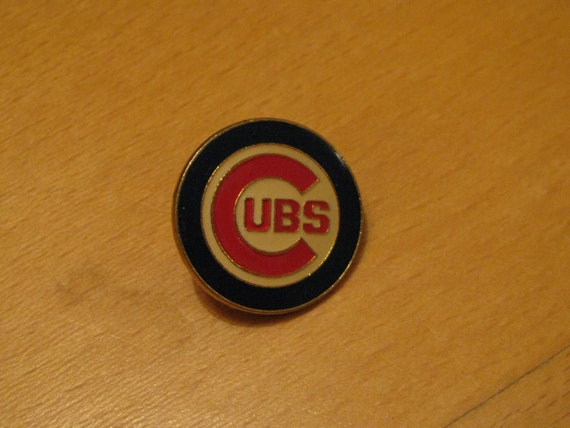 Vintage Chicago Cubs Authentic Collectible MLB Baseball Pin