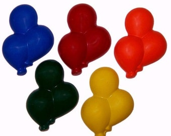 Kids Fun Shaped Balloon Crayons for brookeeoliver