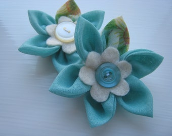 Flower Hairclip, Jessica Flower Hairclip for all Occasions.