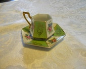 Decorative Tea cup and saucer