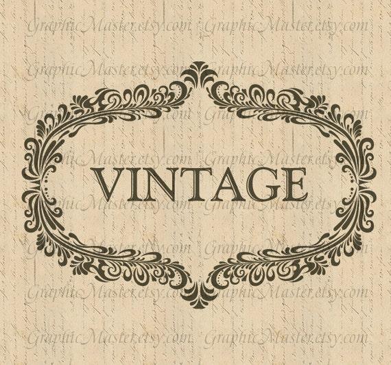A224 sello francés tipografía Vintage Collage hoja Digital
