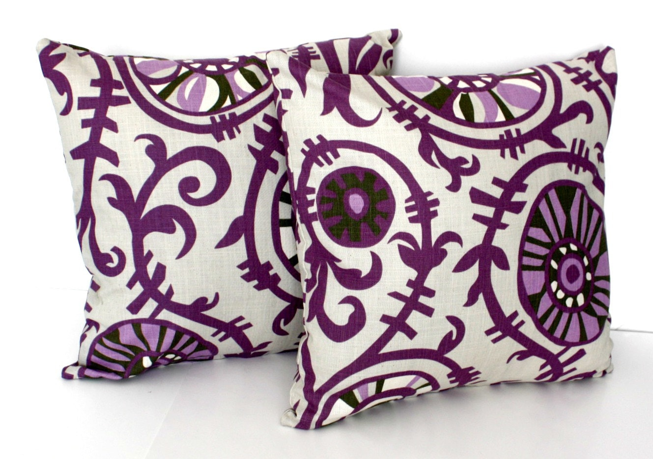 2 decorative pillow covers throw pillows accent by