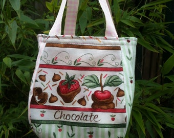 Chocolate gift bag